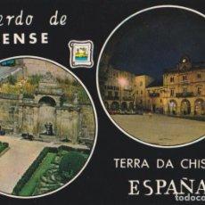 Postales: ORENSE, TERRA DA CHISPA - ED.PERGAMINO Nº13335 - S/C. Lote 222133961