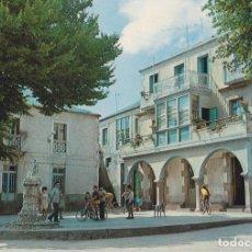 Cartes Postales: LA VEGA (ORENSE) PLAZA MAYOR - POSTALES SAN-PI Nº1 - S/C. Lote 222134513