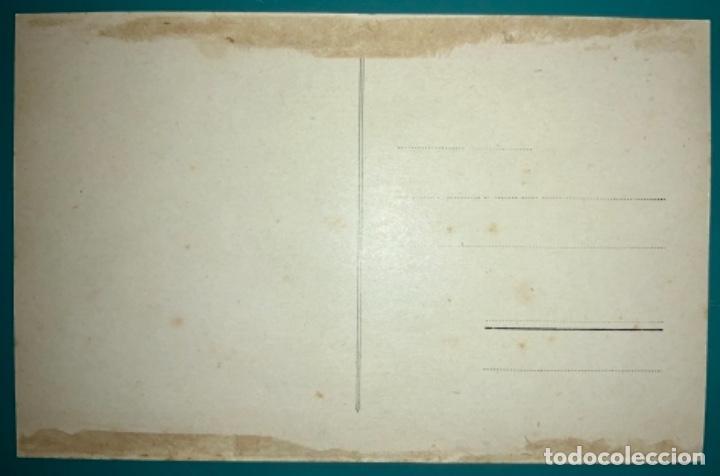 Postales: POSTAL DE EL FERROL DEL CAUDILLO PLAZA DEL MARQUÉS DE AMBOAGE SIN CIRCULAR - Foto 2 - 222268946