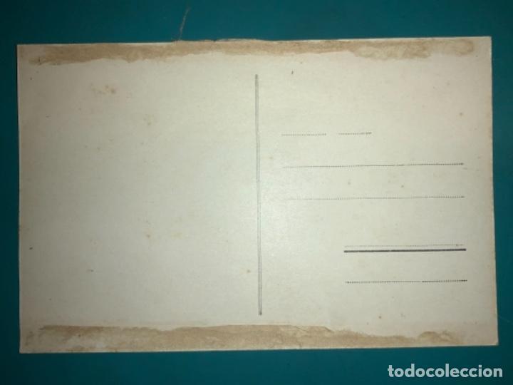 Postales: POSTAL DE EL FERROL DEL CAUDILLO PLAZA DE CHURRUCA SIN CIRCULAR - Foto 2 - 222279191