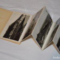 Postales: BLOC DE 10 POSTALES - LA GUARDIA -- PONTEVEDRA - ANTIGUAS, SIN CIRCULAR - ¡MIRA FOTOS!. Lote 224379821