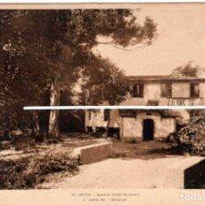 Postales: BONITA Y RARA POSTAL - ORENSE - BAÑOS DE CALDAS DE ORENSE. Lote 224678568