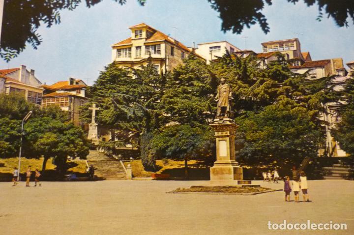 POSTAL FERROL DEL CAUDILLO .-PL.MARQUES DE AMBOAGE (Postales - España - Galicia Moderna (desde 1940))