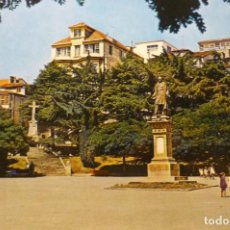 Cartes Postales: POSTAL FERROL DEL CAUDILLO .-PL.MARQUES DE AMBOAGE. Lote 225076508