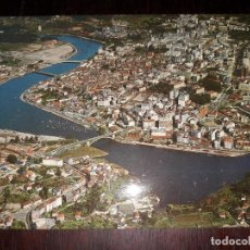 Cartes Postales: Nº 41153 POSTAL PONTEVEDRA VISTA AEREA. Lote 225574642