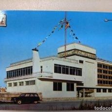Postales: POSTAL DEL EDIFICIO DEL LICEO MARITIMO DE BOUZAS - VIGO - DIFICIL - IMPECABLE. Lote 226829740