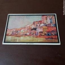 Cartes Postales: ANTIGUA POSTAL VIGO BERBES - ROYAL MAIL. Lote 227276455