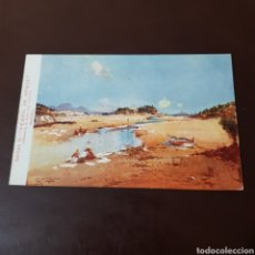 Cartes Postales: BAYONA ( PONTEVEDRA ) PEEPS IN SPAIN - PUBLISHED BY THE BOOTH LINE LIVERPOOL. Lote 227644424