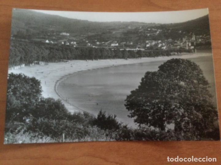 POSTAL. PLAYA DE CABAÑAS. PUENTEDEUME, FERROL. SIN CIRCULAR (Postales - España - Galicia Antigua (hasta 1939))