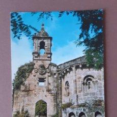 Postales: POSTAL 5921 FOTO ÁNGEL. MONASTERIO CAAVEIRO. LA CORUÑA. 1980. SIN CIRCULAR.. Lote 228490291