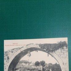 Postales: ORENSE PUENTE RÍO LOÑA POSTALES DE GALICIA O ALMACÉN DO COLISEVM. Lote 228572855