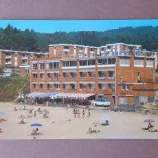 Postales: POSTAL 2 ARRIBAS. HOTEL MAR-MOLINO. BOEBRE. LA CORUÑA. 1982. SIN CIRCULAR.. Lote 228603695
