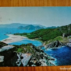 Postais: POSTAL - ISLAS CIES, RIA DE VIGO.. Lote 228728705