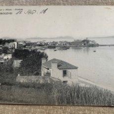 Postales: VIGO BOUZAS CIRCULADA FEBRERO 1908. Lote 229882650