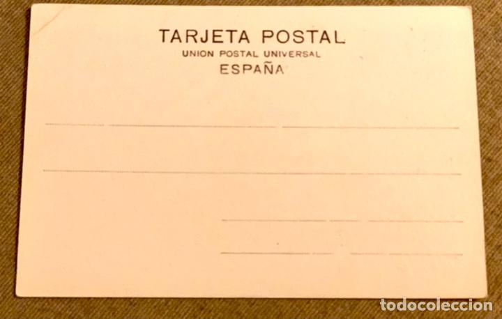 Postales: No 47 La Coruña-Desembarque del Pescado. Barcas del Son. - Foto 2 - 232045400