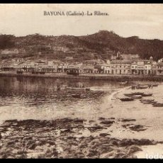 Postales: BAYONA. LA RIBERA. TARJETA. POSTAL. ED. CARRASCO. BAIONA. PONTEVEDRA. GALICIA.. Lote 232417663