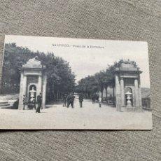 Postales: SANTIAGO PASEO DE LA HERRADURA. Lote 232823390