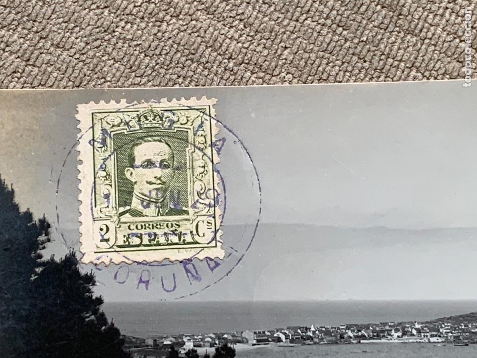 Postales: Foto Caamaño Mugia MUXIA Coruña circulada 17 junio 1919 - Foto 3 - 232824680
