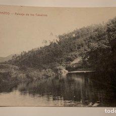 Postales: BETANZOS PAISAJE DE LOS CANEIROS. Lote 232873275