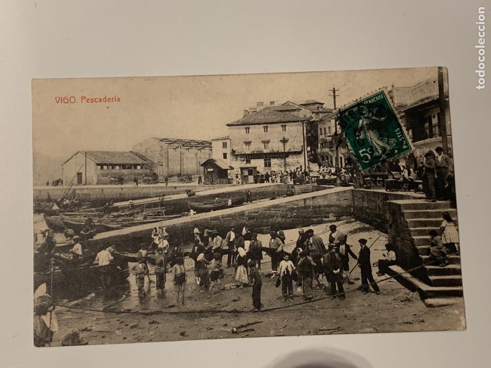 VIGO PESCADERIA (Postales - España - Galicia Antigua (hasta 1939))