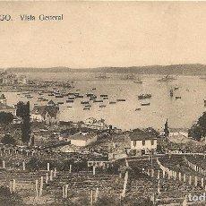 Postales: VIGO - VISTA GENERAL - TAFAIL. Lote 234292355