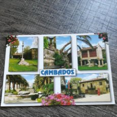Postales: POSTAL 3283 CAMBADOS PONTEVEDRA. Lote 234452355