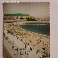 Cartes Postales: A CORUÑA - PLAYA DE RIAZOR - P42594. Lote 234782470
