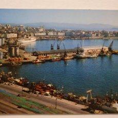 Cartes Postales: A CORUÑA - VISTA PARCIAL DEL PUERTO - P42601. Lote 234782640