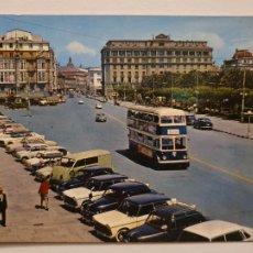 Cartes Postales: A CORUÑA - CANTÓN GRANDE DE JOSÉ ANTONIO - TROLEBÚS - FURGONETA DKW - P42608. Lote 234783015
