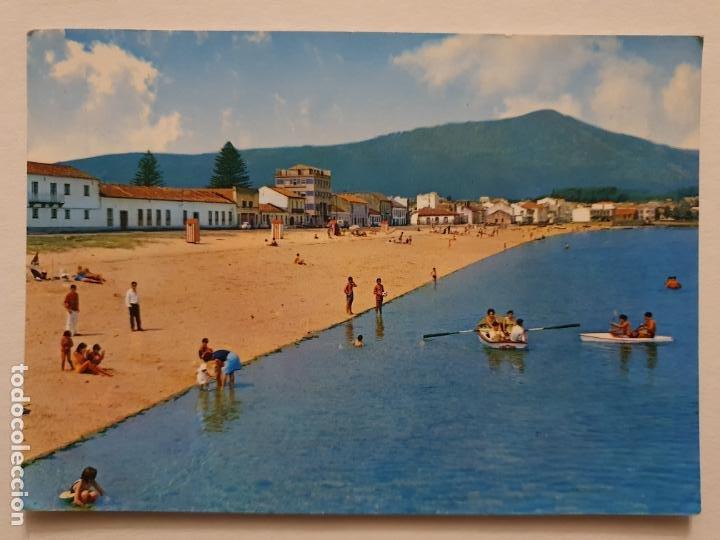 A POBRA DO CARAMIÑAL - PLAYA DEL ARENAL - CORUÑA - P42615 (Postales - España - Galicia Moderna (desde 1940))