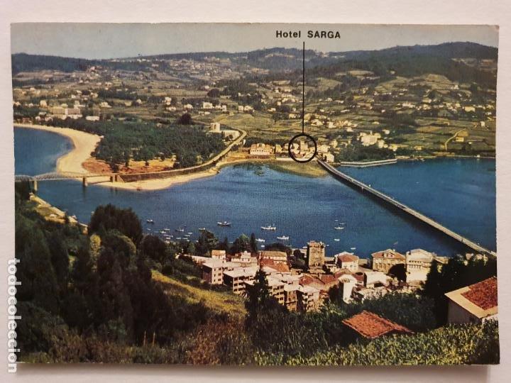 PONTEDEUME / PUENTEDEUME - CABAÑAS - CORUÑA - P42620 (Postales - España - Galicia Moderna (desde 1940))