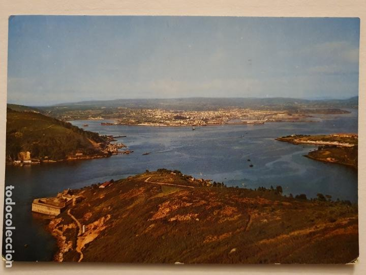 FERROL - VISTA PANORÁMICA - CORUÑA - P42622 (Postales - España - Galicia Moderna (desde 1940))