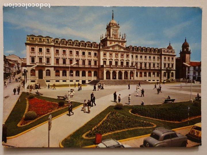 FERROL - PALACIO MUNICIPAL - CORUÑA - P42627 (Postales - España - Galicia Moderna (desde 1940))