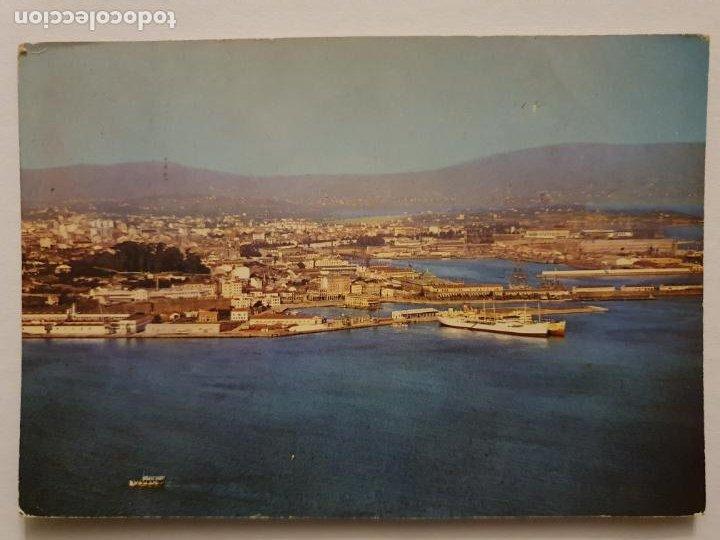 FERROL - MUELLE CONCEPCIÓN ARENAL - CORUÑA - P42628 (Postales - España - Galicia Moderna (desde 1940))