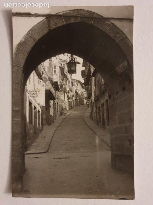 BETANZOS - CALLE DE ROLDÁN - CORUÑA - P42636 (Postales - España - Galicia Moderna (desde 1940))