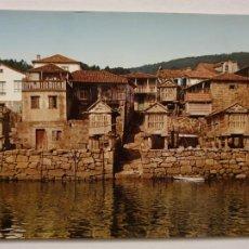 Cartes Postales: COMBARRO - HÓRREOS SOBRE EL MAR - PONTEVEDRA - P42659. Lote 234818550