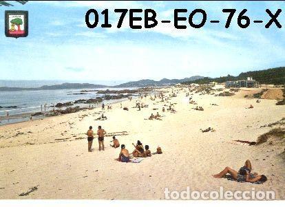 POSTAL VIGO PLAYA DE SAMIL VISTA PARCIAL E. ORO Nº76/32/17EB AÑOS 70* (Postales - España - Galicia Moderna (desde 1940))
