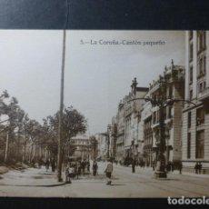 Postales: LA CORUÑA CANTON PEQUEÑO. Lote 236191070