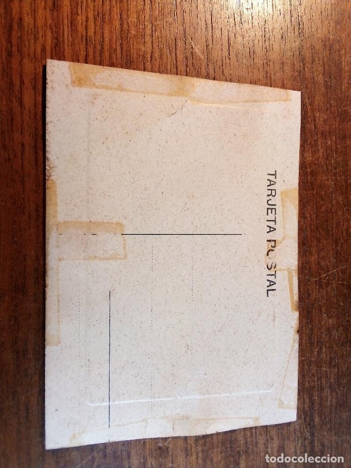 Postales: Tarjeta postal de La Coruña - Castillo de San Antón - Foto 2 - 236728015