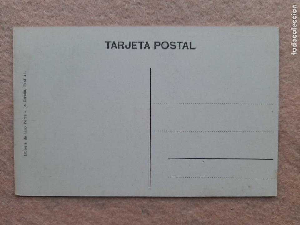Postales: La Coruña. Calle del Orzán. - Foto 2 - 237143740
