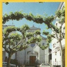 Postales: XINZO DE LIMIA. IGREXA NOVA. Lote 237355080