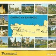 Postales: CAMINO DE SANTIAGO. Lote 237356030
