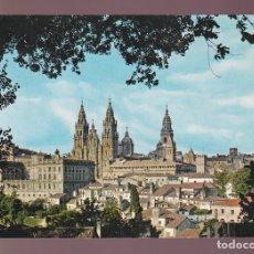 Postales: SANTIAGO. *LA CATREDAL DESDE...* ED. G. GARRABELLA-SRC Nº 11. CIRCULADA.. Lote 237532665