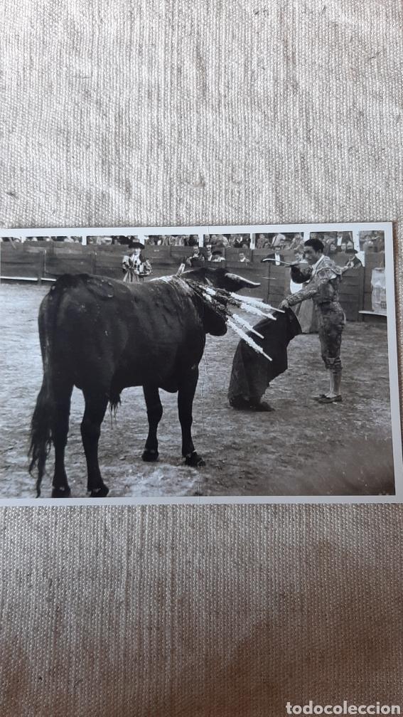 LUGO 1944 CORRIDA TIROS POSTAL (Postales - España - Galicia Moderna (desde 1940))