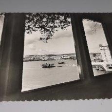 Postales: HOTEL FINISTERRE GARCIA GARRABELLA Nº64 CIRCULADA JUNIO 1955. Lote 241421330