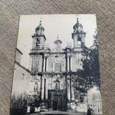 Postales: POYO IGLESIA FOT. ZAGALA.ESTANCO DE LA PEREGRINA 15148. Lote 241907740