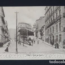Postales: POSTAL VIGO CALLE DE CARRAL HOTEL CONTINENTAL - EJG CA 1910. Lote 243031025