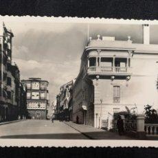 Postales: EL FERROL - CAPITANÍA GENERAL Y CALLE GENERAL FRANCO - Nº 154 ED. ARRIBAS. Lote 243365480