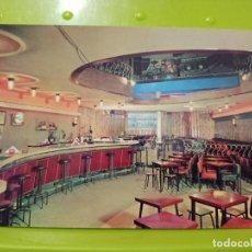 Cartes Postales: VIGO TEIDE CLUB CALLE COLON ED QVINTERO S/N ESCRITA AÑOS 60 INTERIORISMO COLECCIONABLE. Lote 243635275