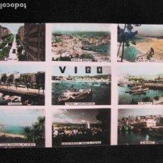 Postales: VIGO-GRAN VIA-GOYA BOUZAS-PLAYA DE SAMIL-PANJON...ETC-ARTIGOT EDICIONES-POSTAL ANTIGUA-(77.743). Lote 244413725